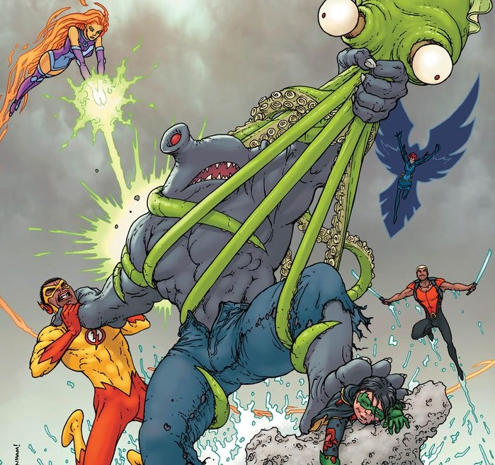 Teen Titans #7 Review