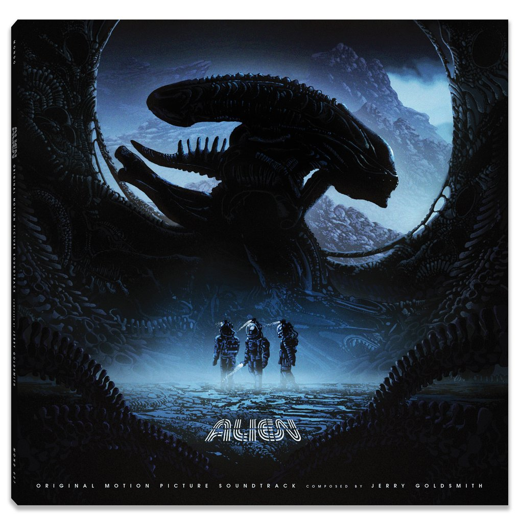 Celebrate Alien Day with a Limited Edition Vinyl