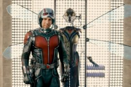 New suits for Antman & The Wasp!