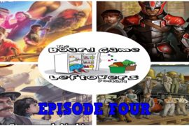WTG16 – The Board Game Leftovers Episode 4: Roll Player, Railroad Revolution, News and more!