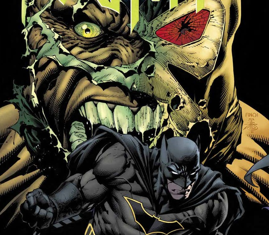 Batman #20 Review