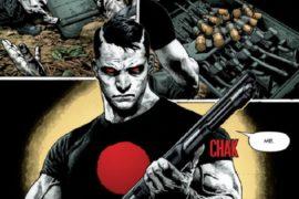 New Image of Jason David Frank as Bloodshot