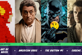 WE HAVE A HULK #57: Eugene Simon and American Gods
