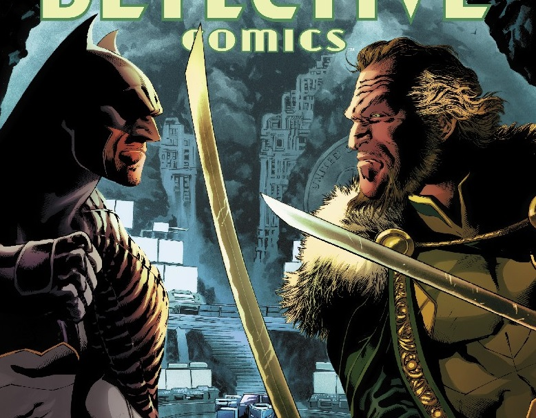Detective Comics #954 Review