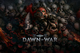 Dawn of War 3 Beta (Space Marines)