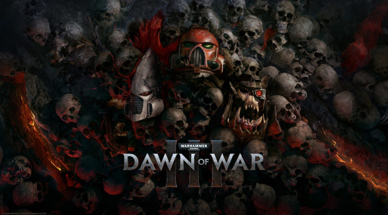 Dawn of War 3 Beta (Eldar)