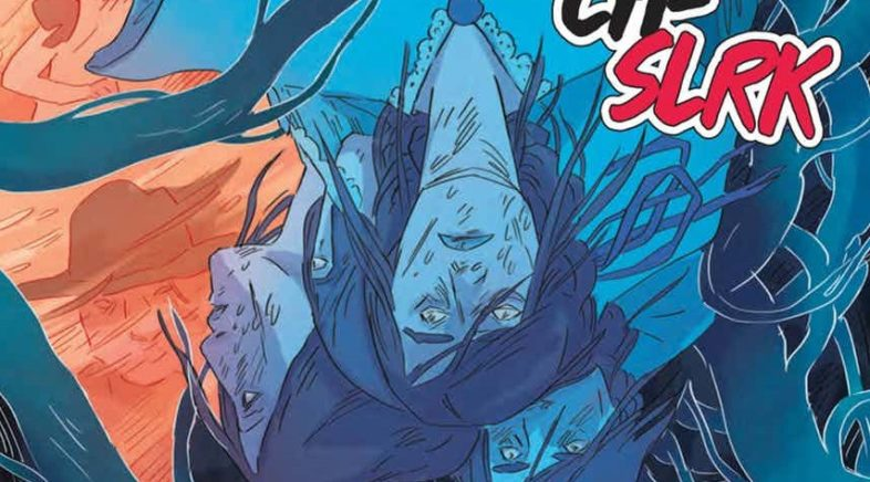 Death Be Damned #3 Review