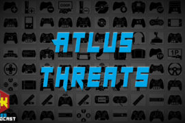 Games Podcast 269 | Atlus Threat
