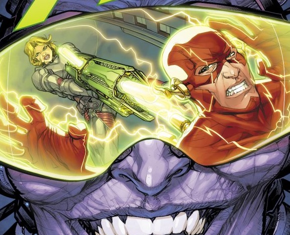 The Flash #20 Review