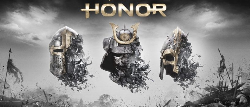 Weekend Wet Work and Sword Play w/ For Honor (PC)