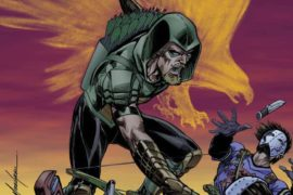 Green Arrow #20 Review