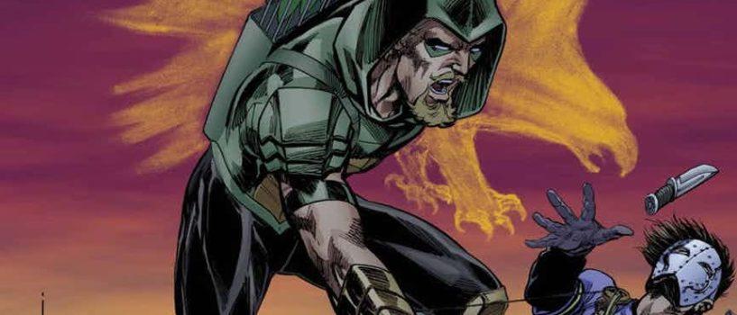 Green Arrow #20 Review