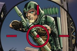 Green Arrow #21 Review