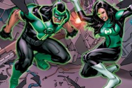 Green Lanterns #21 Review