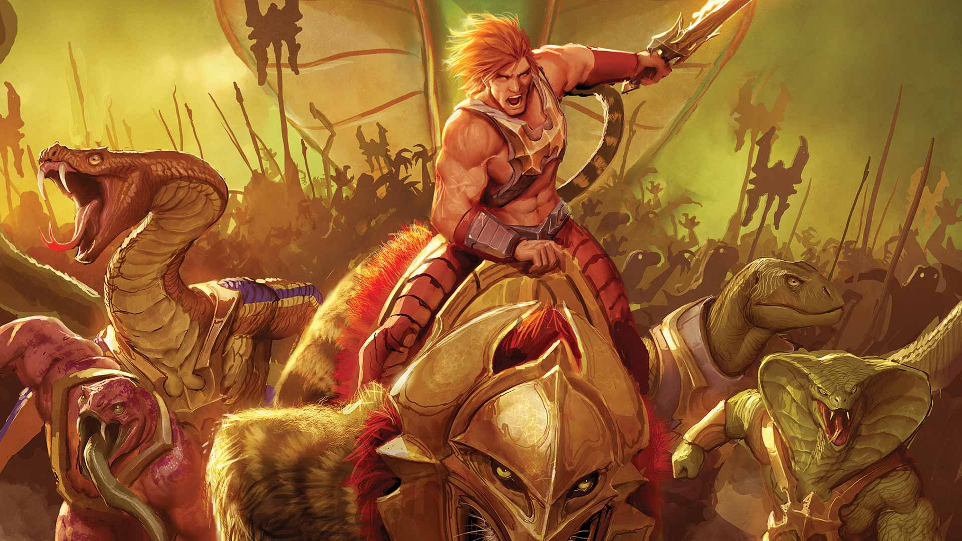Sony Sets Release Date for Masters of the Universe Film as Director Departs