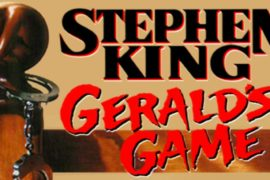 Stephen King's Gerald's Game Coming to Netflix