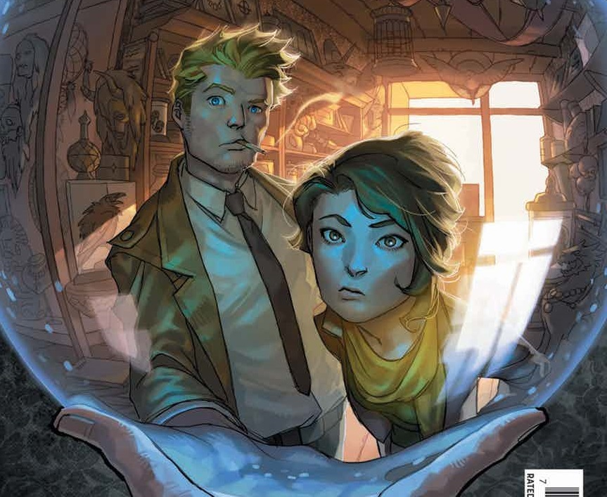 Hellblazer #9 Review