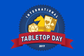 International Tabletop Day – April 29th!