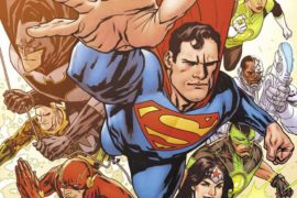 Justice League #18 Review