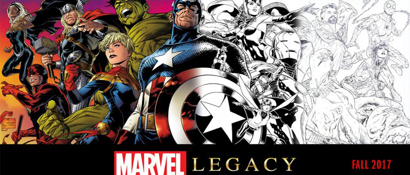 Marvel Legacy Has Universe Go Back To Its Roots