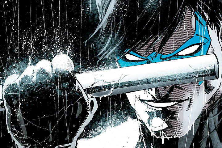 Dick Grayson to Lead Live Action Titans Team for Television