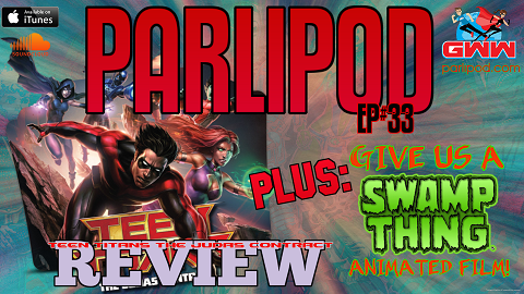 Parlipod Comic Book Weekly #33: Judas Contract Review