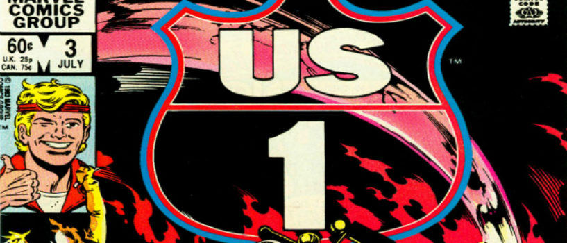 Two Staple Gold: U.S.1 #3