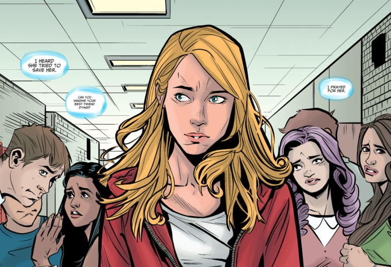Supergirl: Being Super #3 Review