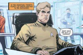 Star Trek: Boldly Go #6 Review