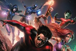 Teen Titans: The Judas Contract Cast and Creator Interviews