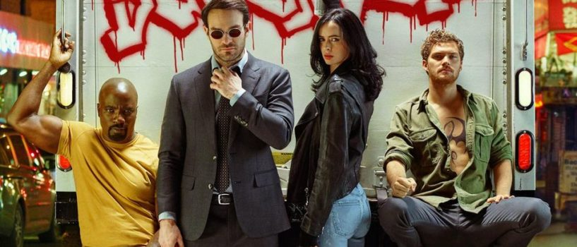 Netflix Releases Defenders Teaser Video