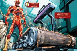 The Flash #21 Review