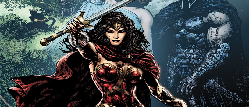Greg Rucka Is Stepping Away From Wonder Woman