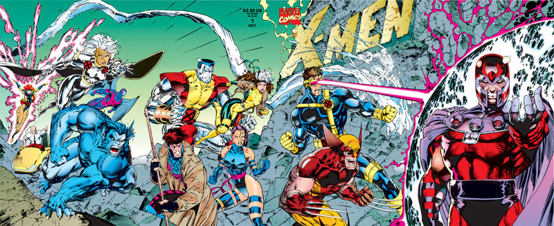 I'm Reading The 90s X-Men….And It's Bad