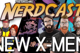 The Amazing Nerdcast #53: New X-Men by Grant Morrison
