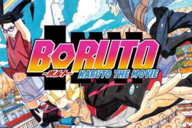 Boruto: Naruto the Movie Blu-ray Review