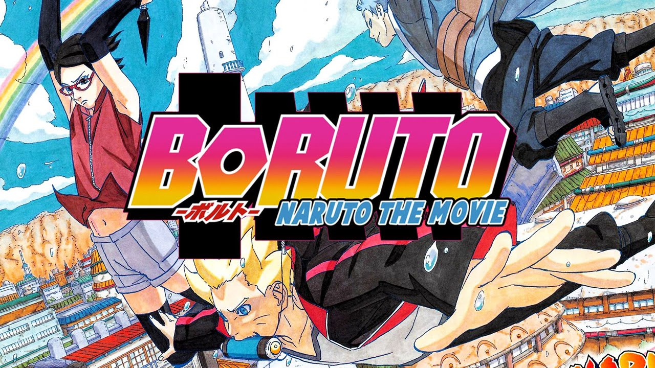 Boruto: Naruto the Movie Blu-ray Review