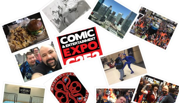 Jake and Tom Conquer the World Episode 46: Jake and Tom Conquer C2E2