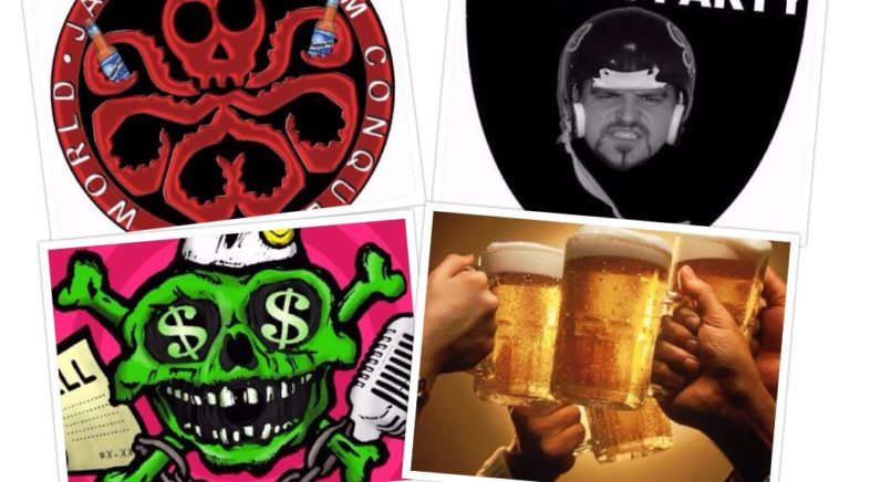 Jake and Tom Conquer the World Episode #42: Drinkin' Buddies