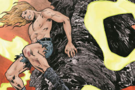 The Kamandi Challenge #4 Exclusive Preview