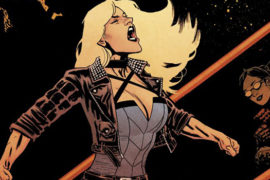 Batgirl and the Birds of Prey #9 Exclusive Preview