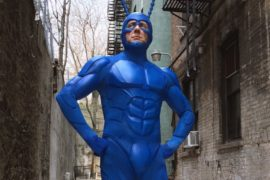Get Ready for Amazon's The Tick with New Trailer