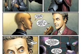 Twelfth Doctor Year Three #1 REVIEW
