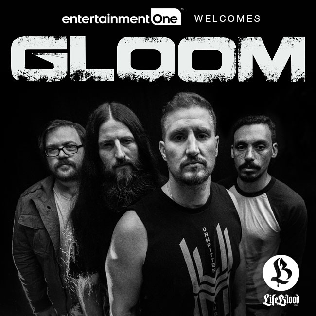 Entertainment One Music Signs Gloom