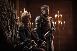 New Game of Thrones Pics Show The Rival Factions Preparing for War