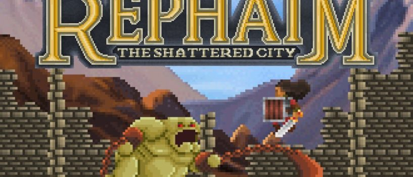 Interview with Skull Bat Studios on their latest Kickstarter Rephaim: The Shattered City