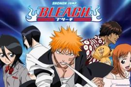 VIZ Media Releases Complete BLEACH Anime Series on Free Streaming Service Tubi TV
