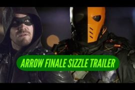 Arrow Season 5 Finale Sizzle Trailer