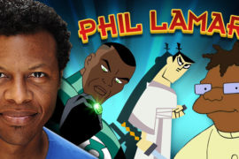 Geek To Me Radio #32: Phil Lamarr and The Beat of the Bat