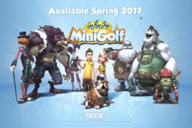 Infinite Minigolf Heading to an eShop Near You
